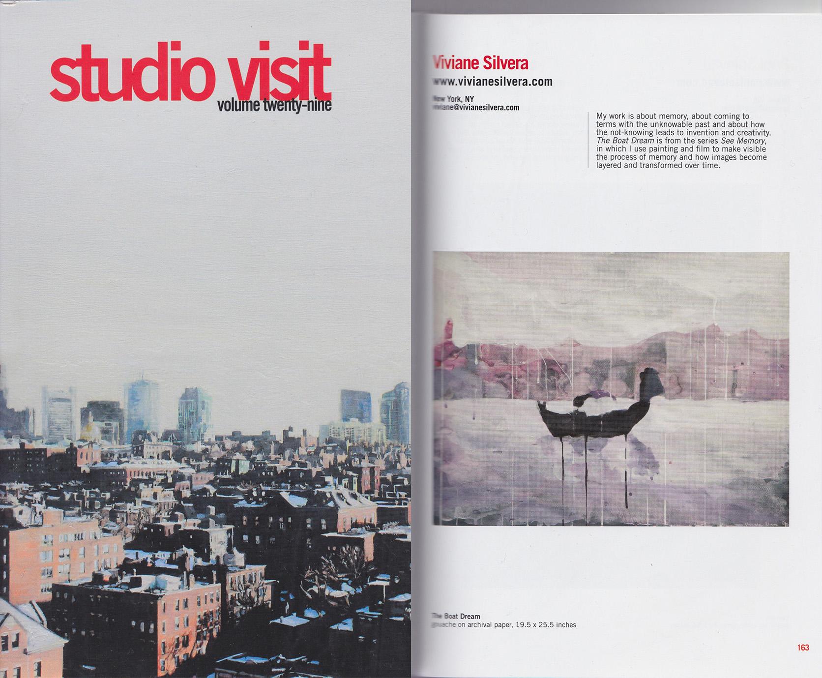 Studio Visit, Volume 29