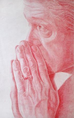 Praying Hands #1
