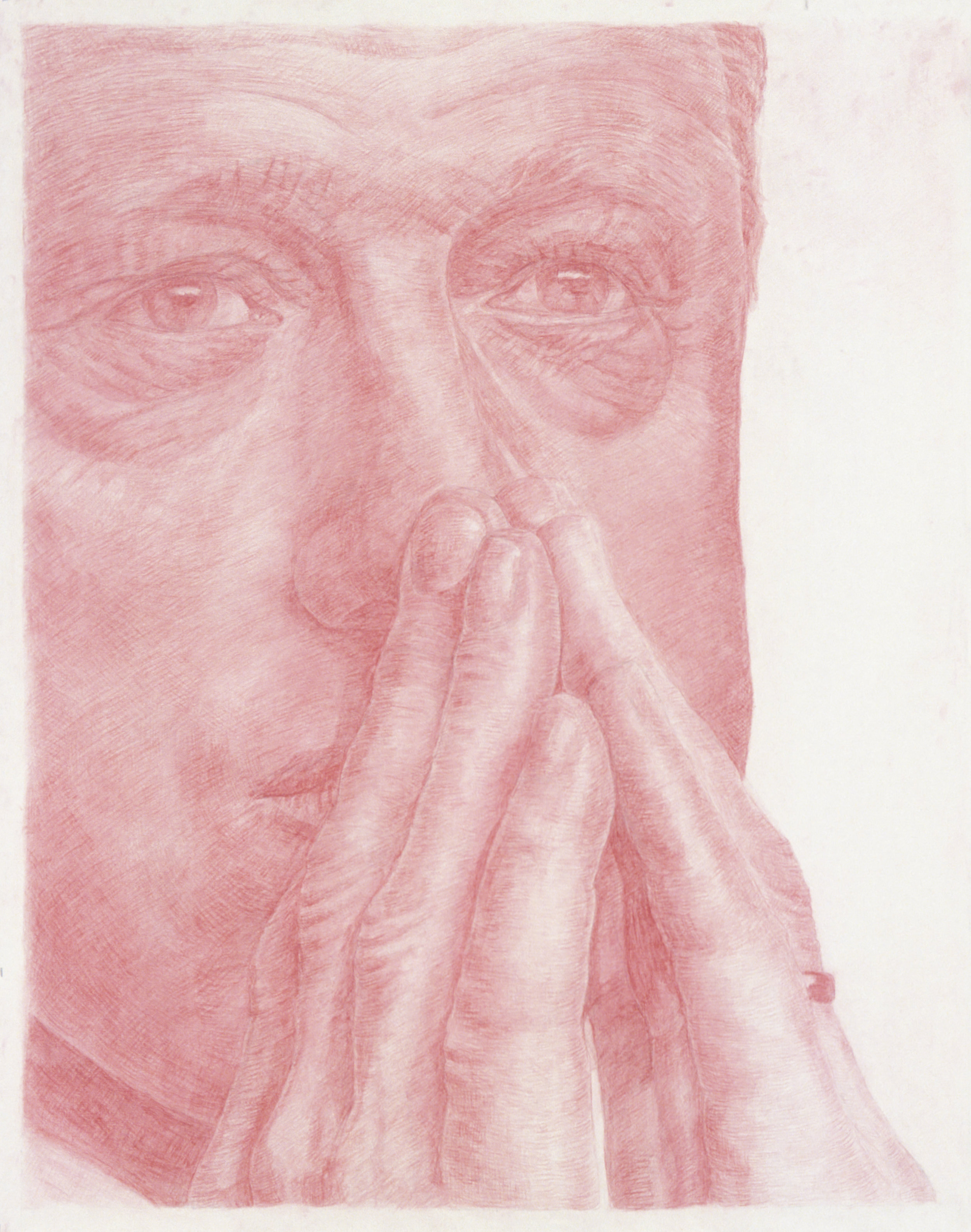 Praying Hands #3
