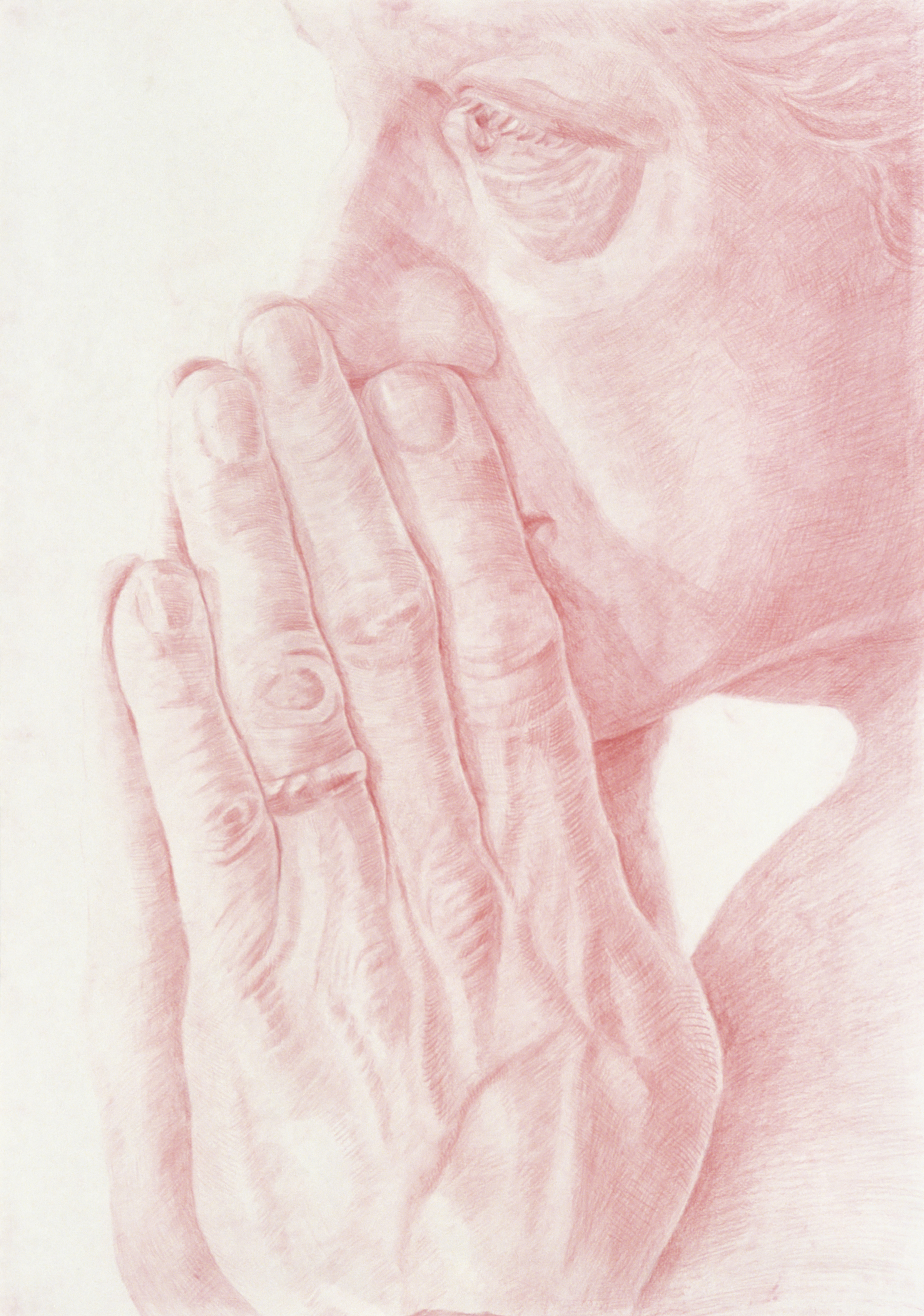 Praying Hands Small