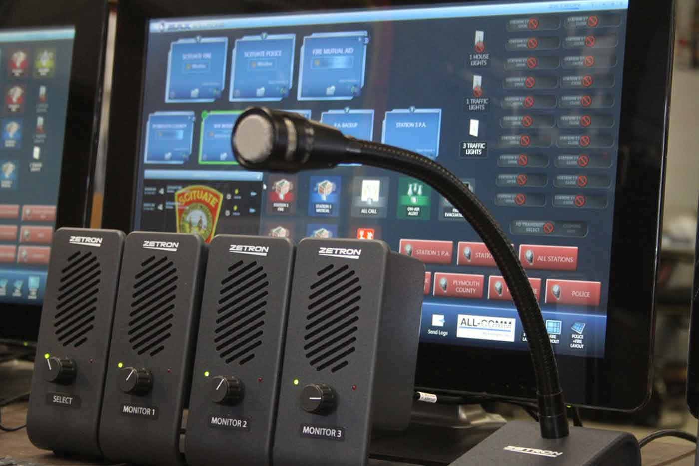 Dispatch Consoles -