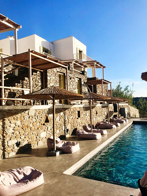 Kythnos Greece Yoga Retreat Villa