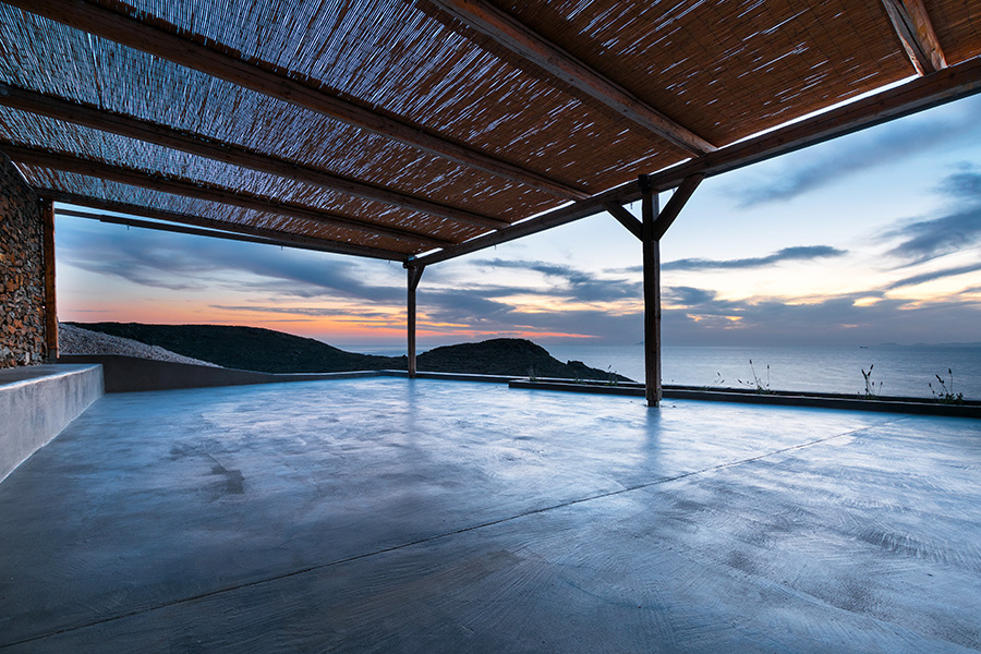 Kythnos Greece Retreat Yoga Shala