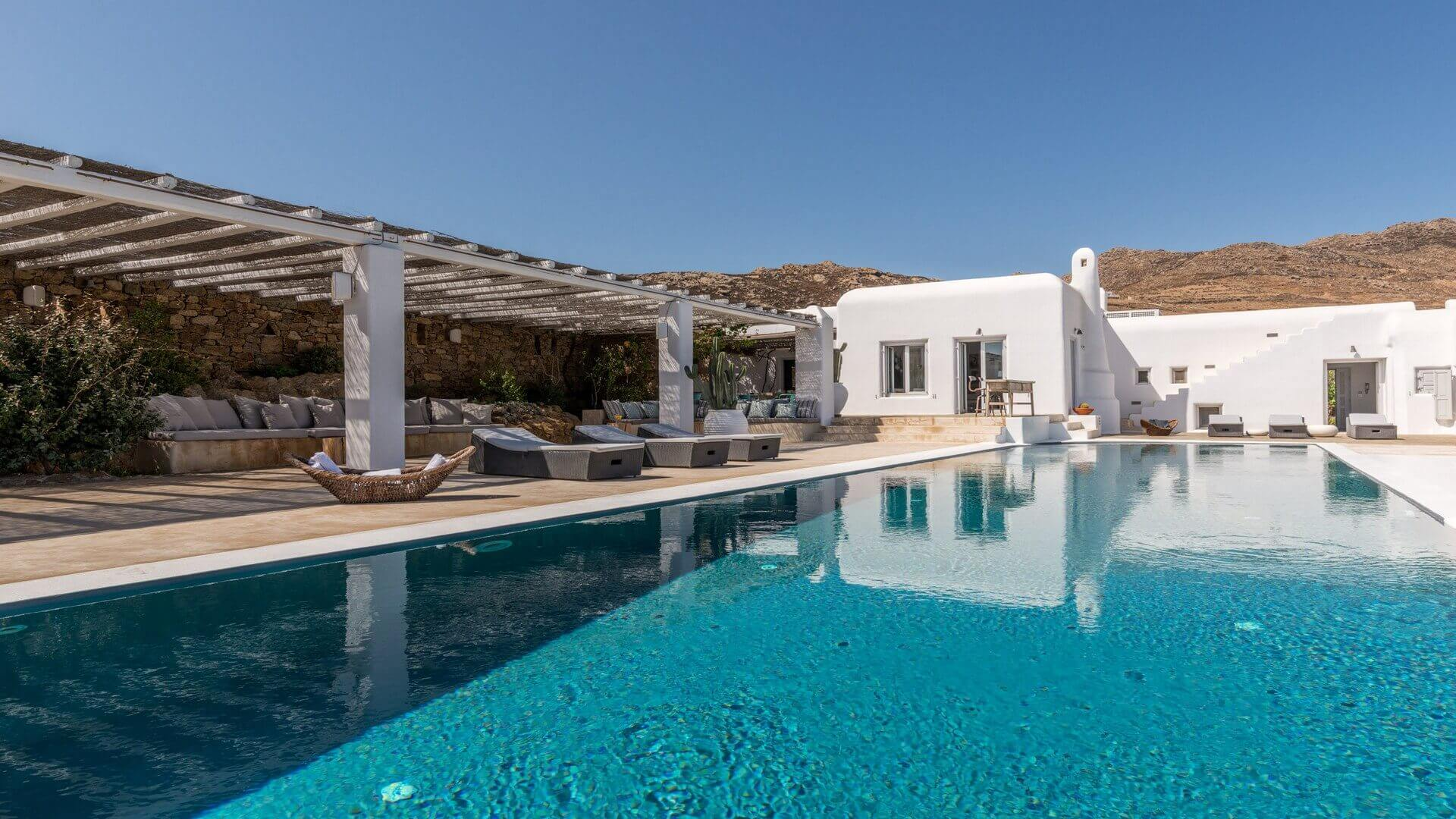 Retreat Villa Mykonos