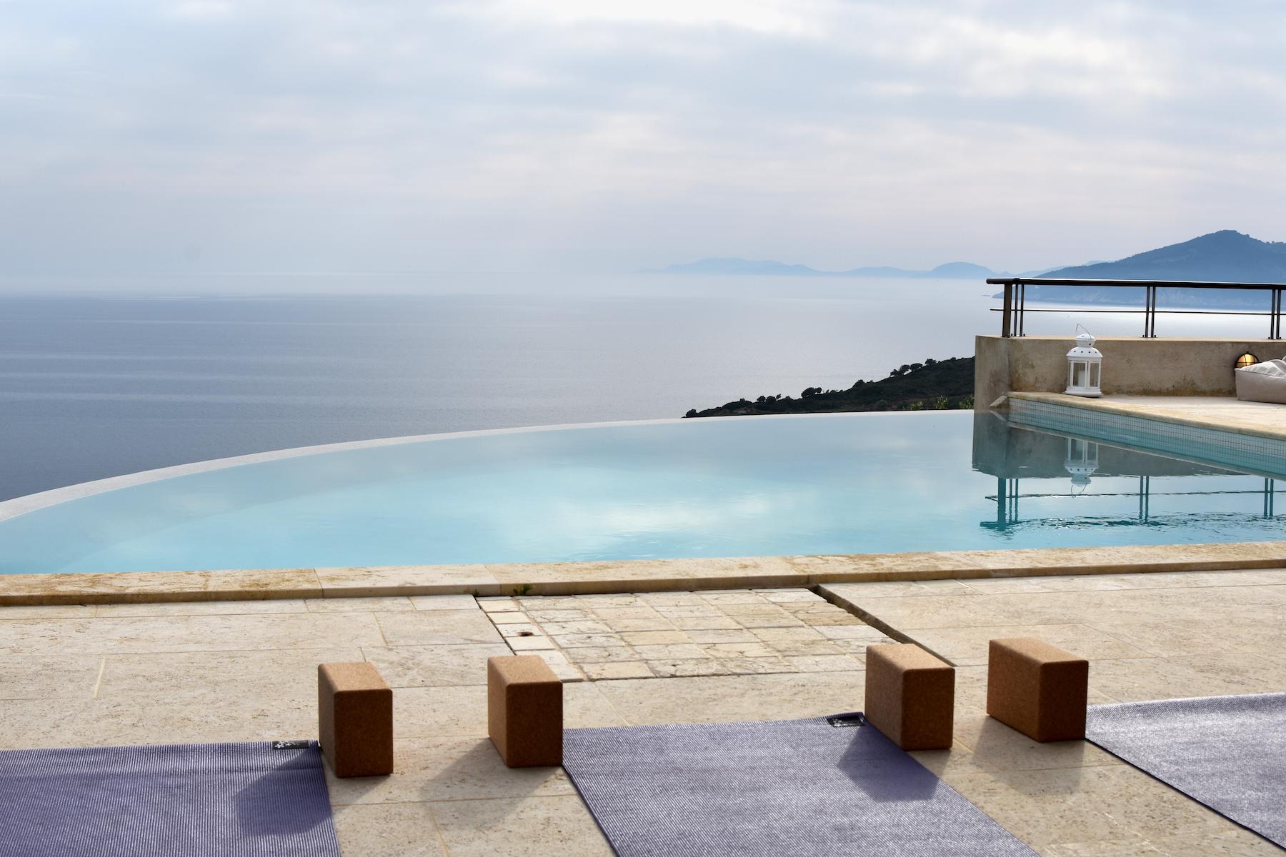 Yoga and Meditation Retreat Skiathos Greece