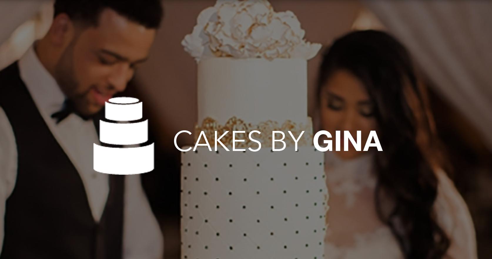 CAKES. Cakes by Gina - WEBSITE: cakesbygina.comPHONE: (281) 495-9400