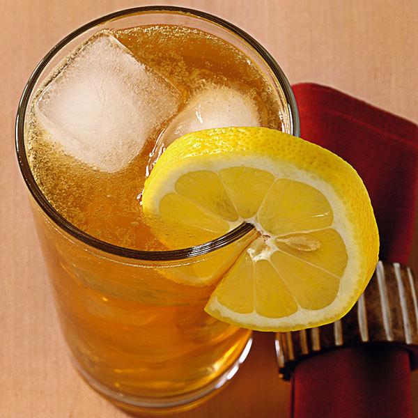 Fish House Punch - 1.5 oz. cognac1.5 oz. white rum1 oz. peach liqueur1 oz. lemon juice3/4 oz. simple syrup3 oz. waterPour over ice and enjoy!