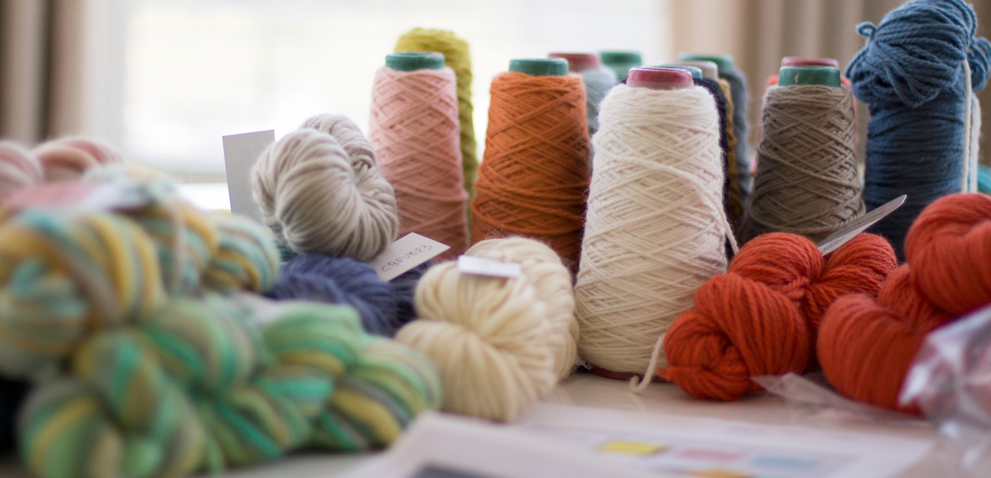 Our yarn shop is now open - Click here to see what's in store!