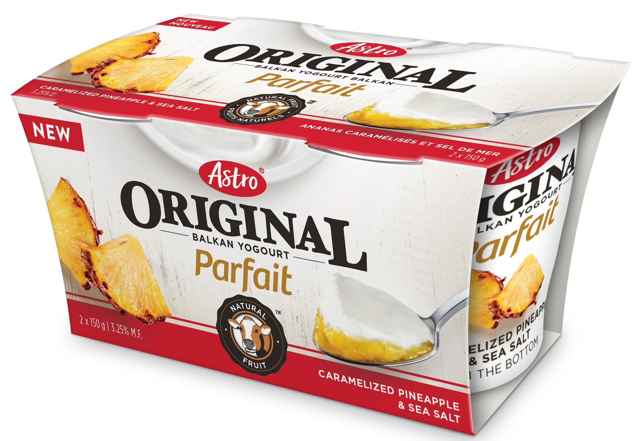 Astro Original Parfait