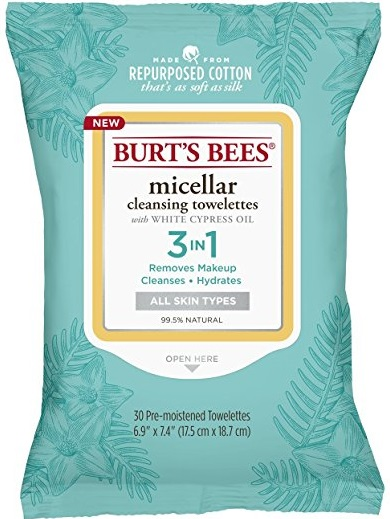 Burt's Bees Micellar Cleansing Wipes