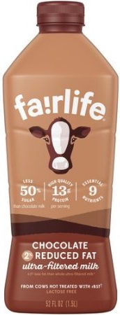 Fairlife Superkids Chocolate Ultra-filtered Milk