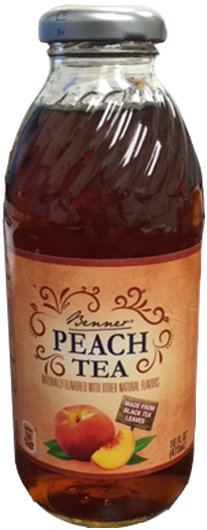 ALDI Benner Peach Tea