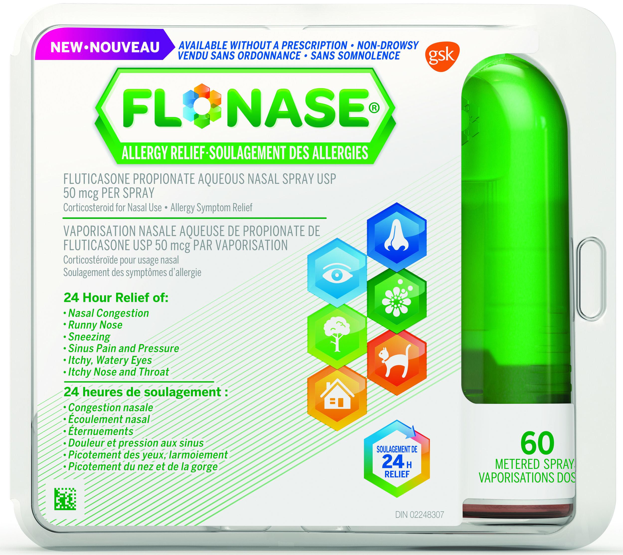Flonase Allergy Relief