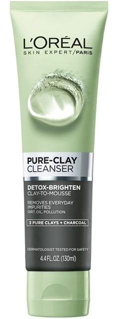 L'Oréal Paris Pure Clay Cleansers