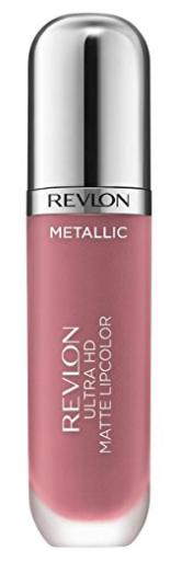 Revlon Ultra HD Metallic Matte LipColor