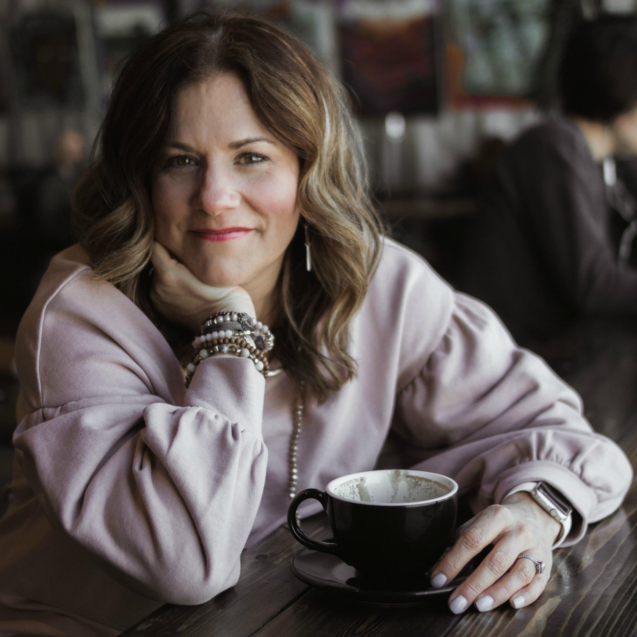 Guest speaker & writer Shannon Geurin.