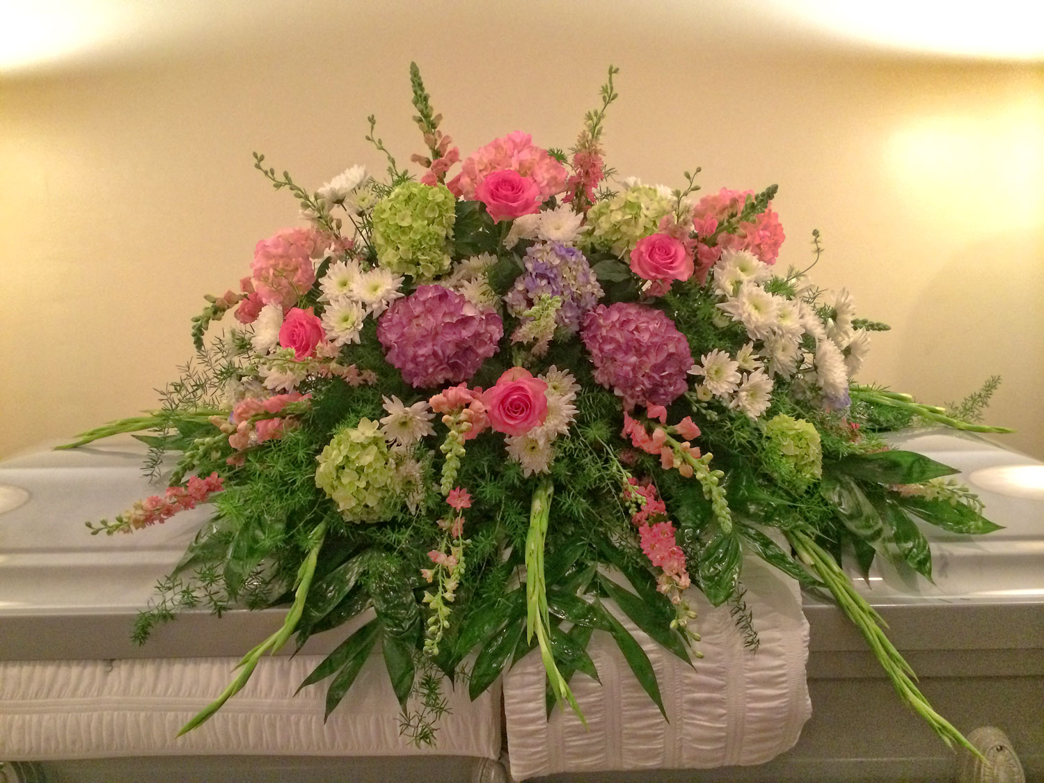 Funeral Flowers at Regel & Company