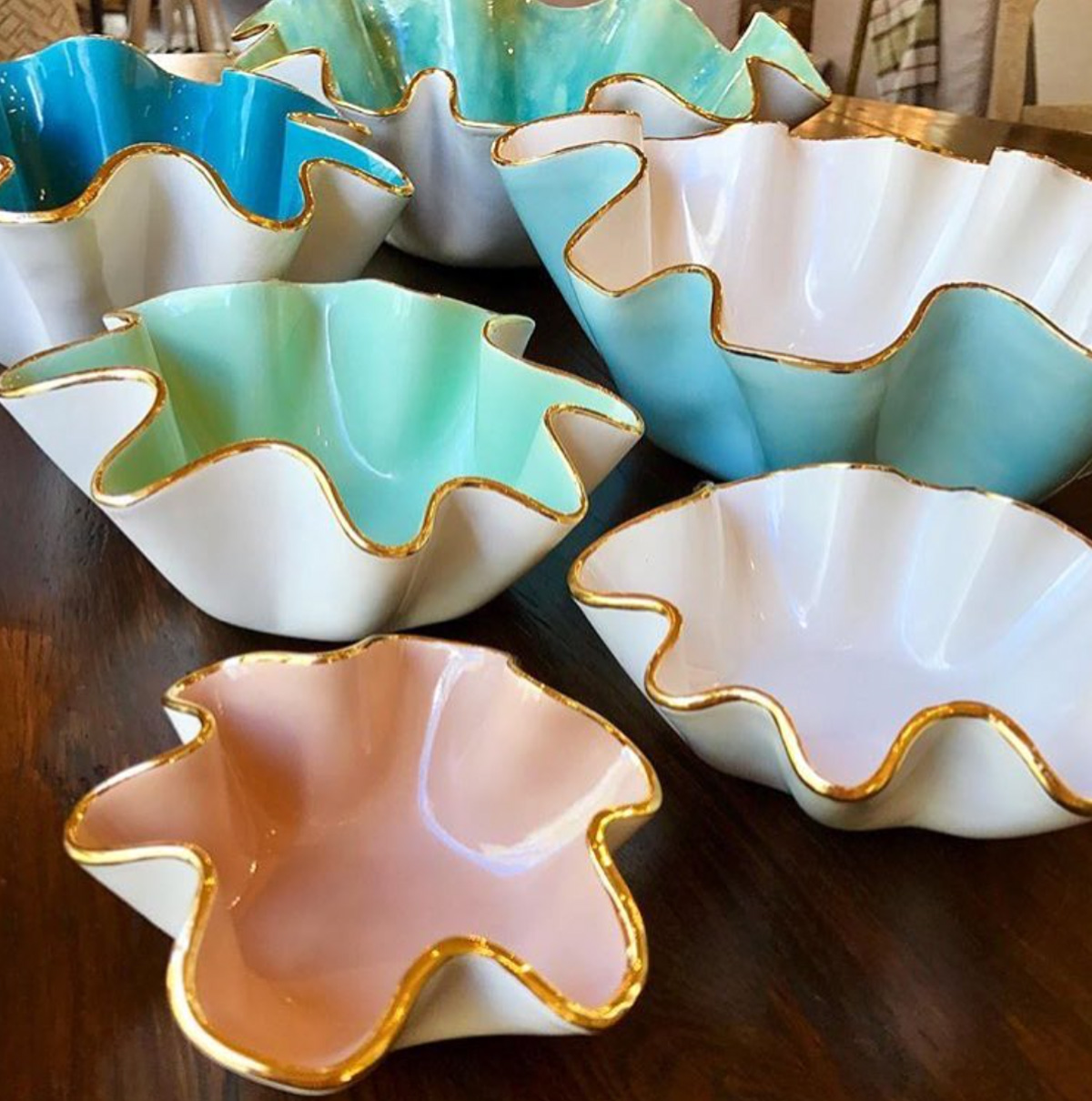 Tamara Childs Pottery at Regel and Company