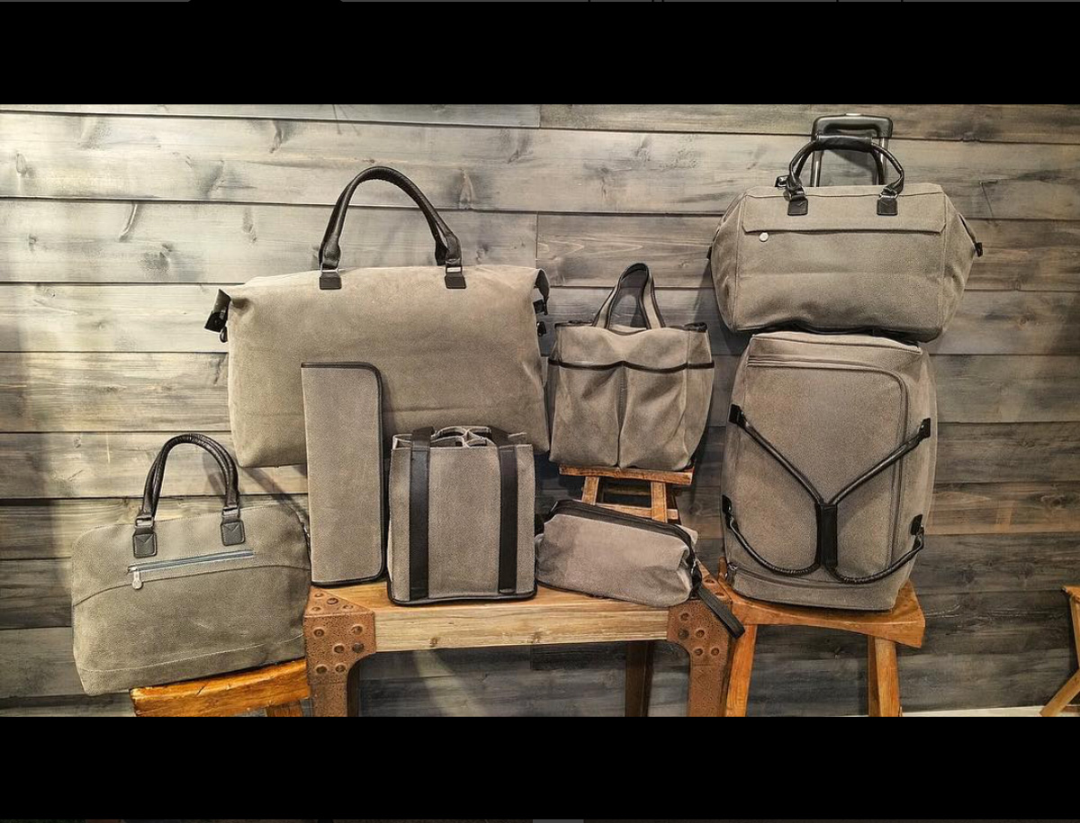 Bellemonde Luggage at Regel and Company