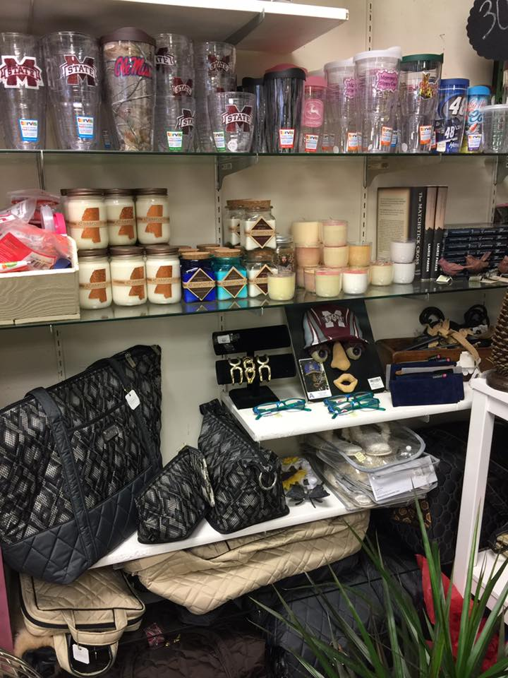 Candles and Collegiate Gifts at Regel & Company