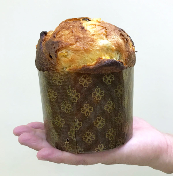 2 Day Christmas Festive Breads (Series 1)- Panettone
