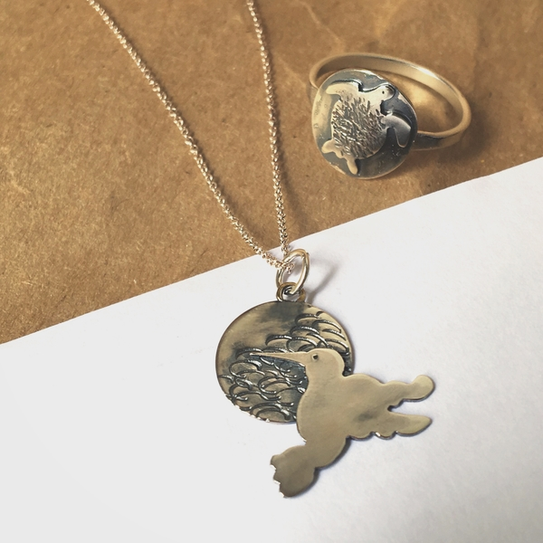 Silversmithing Taster (Totem Animal Edition) with Fat Anvil Studios