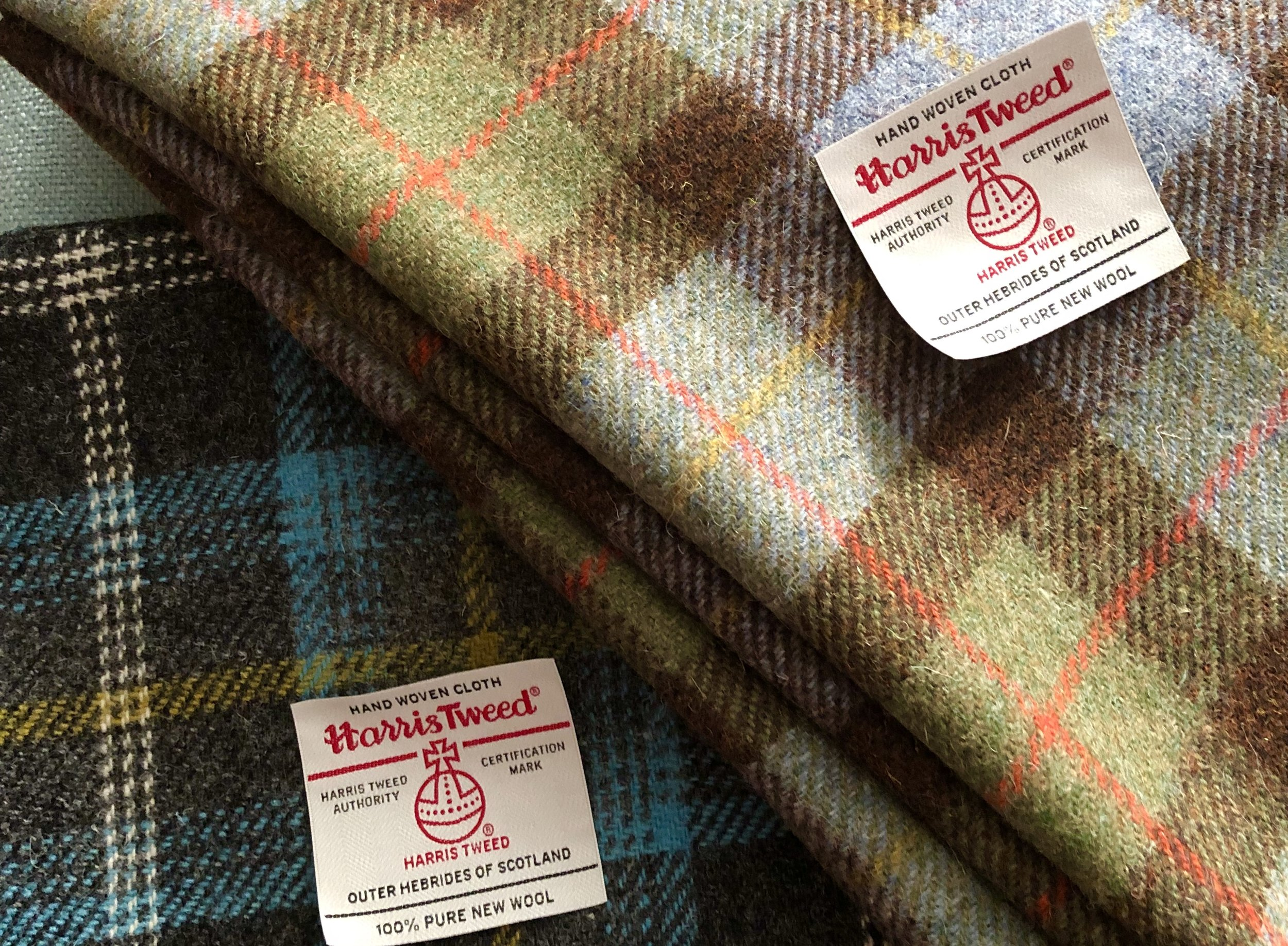 Harris Tweed - official!