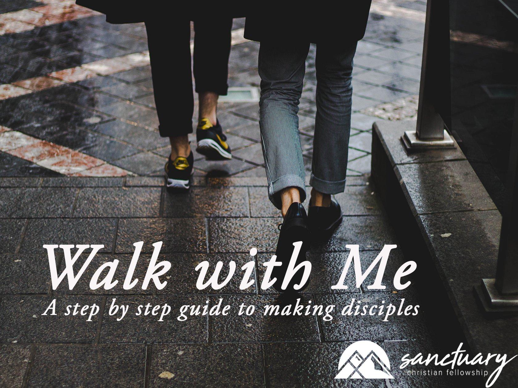 SCF Discipleship Workshop