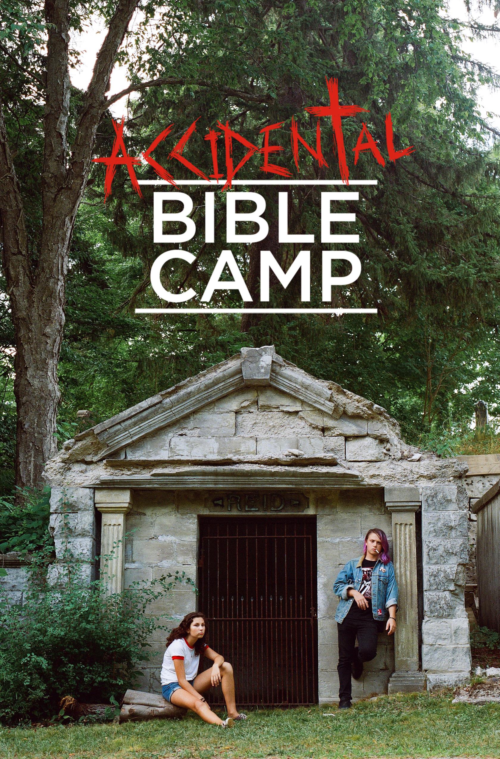Accidental Bible Camp - 2017 | English | Drama | 16 minDir. Olivia D'OliveiraSin! Jesus Christ! Bingo Night! Alex is accidentally thrown into the wicked world of Bible Camp.