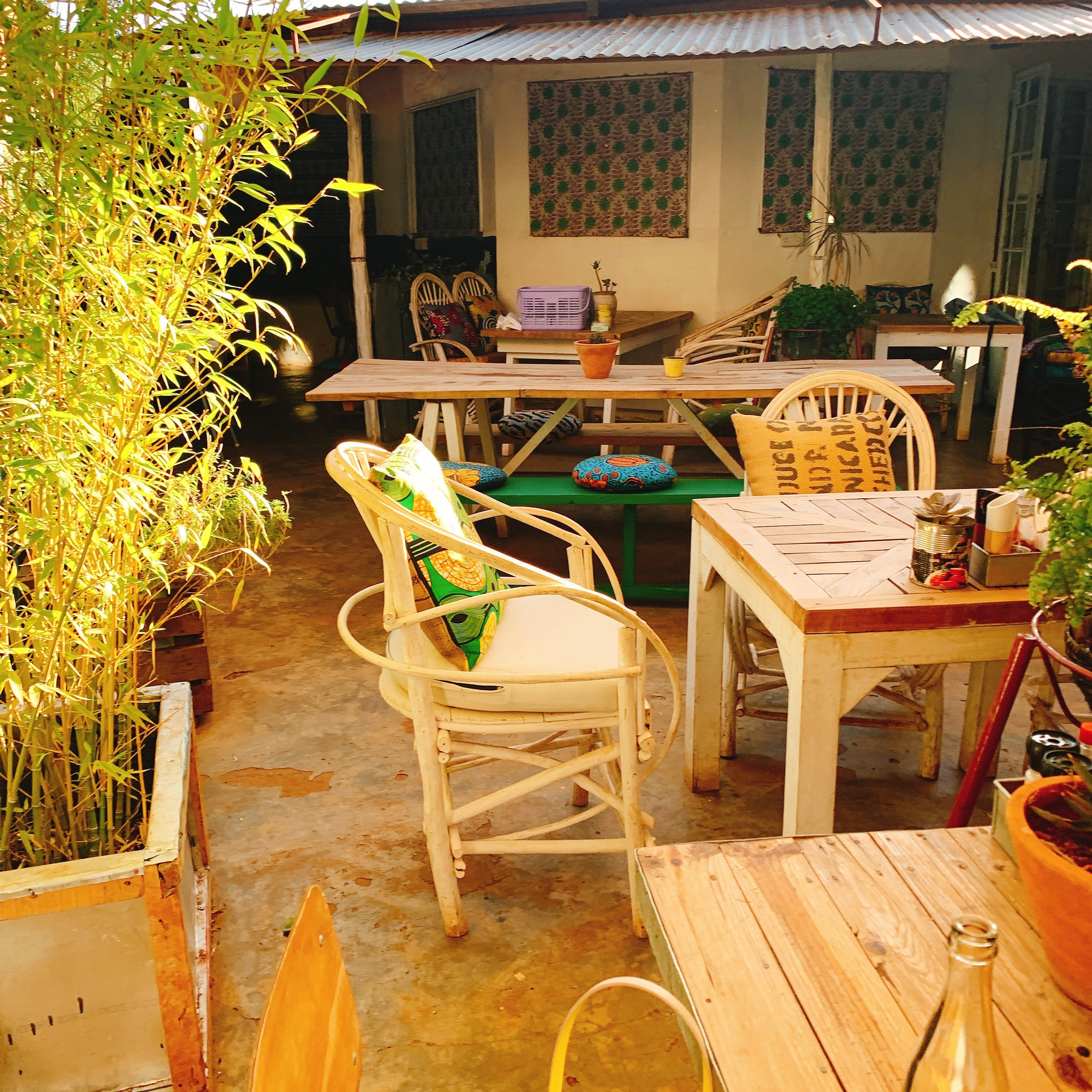 Wasp & Sprout cafe, Nairobi