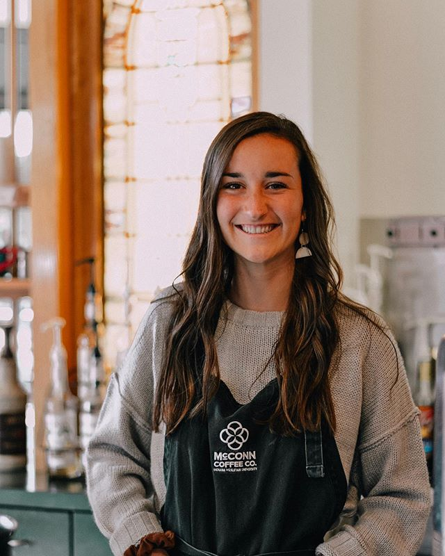 Congrats to our barista of the week Liz Stoller. Liz is kinda hearted and joyful. She never fails to bring a smile to the faces of those she encounters. Liz is dedicated and a hard worker. Thank you for all that you do Liz!