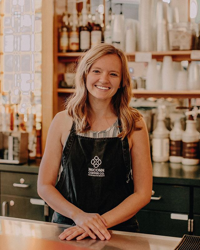 Our Barista of the Week is Shelby Bond! Shelby is such a sweetheart and really just brings a positive atmosphere wherever she goes. Her coworkers say that she is a hard worker, picks things up well, and is always on top of it. Thank you for your kind spirit Shelby, keep it up!