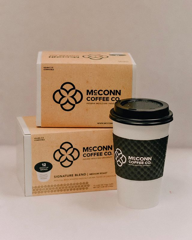Did you know that McConn sells Kcups? These are great for throwing in the Keurig or make a great gift! You can buy these in person or on our website (extra to ship) for just $12!