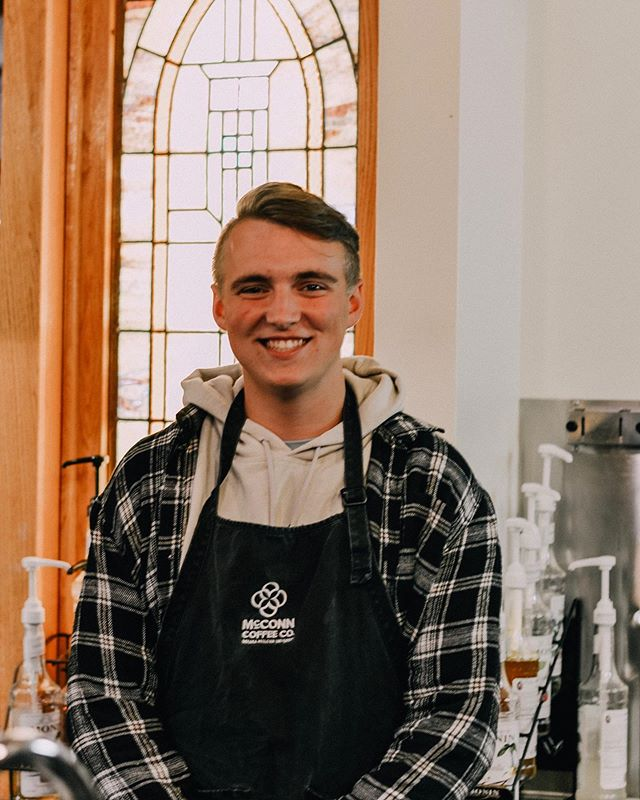 Our Barista of the Week is Tim Brooks! Tim always goes the extra mile to show kindness and work hard. His coworkers say that he is kind, helpful, and works well with others. Thank you for your commitment to this team Tim! You rock.