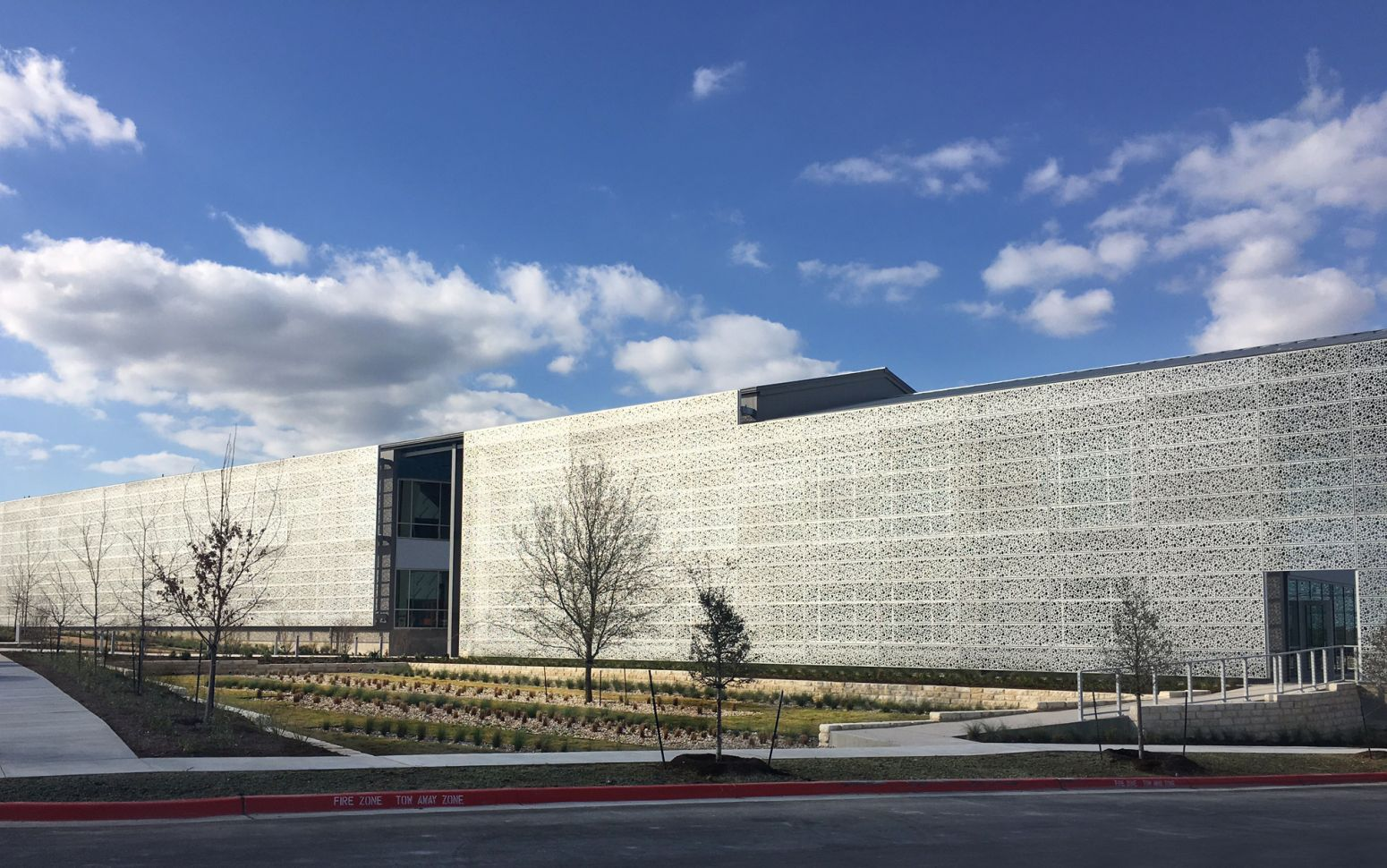 Hendrick Architectural   PERFORATED METAL    GET INSPIRED.