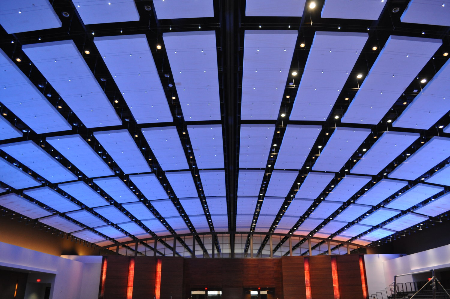 Conwed Wall Technology   ACOUSTICAL CEILING + WALL PANELS    GET INSPIRED.