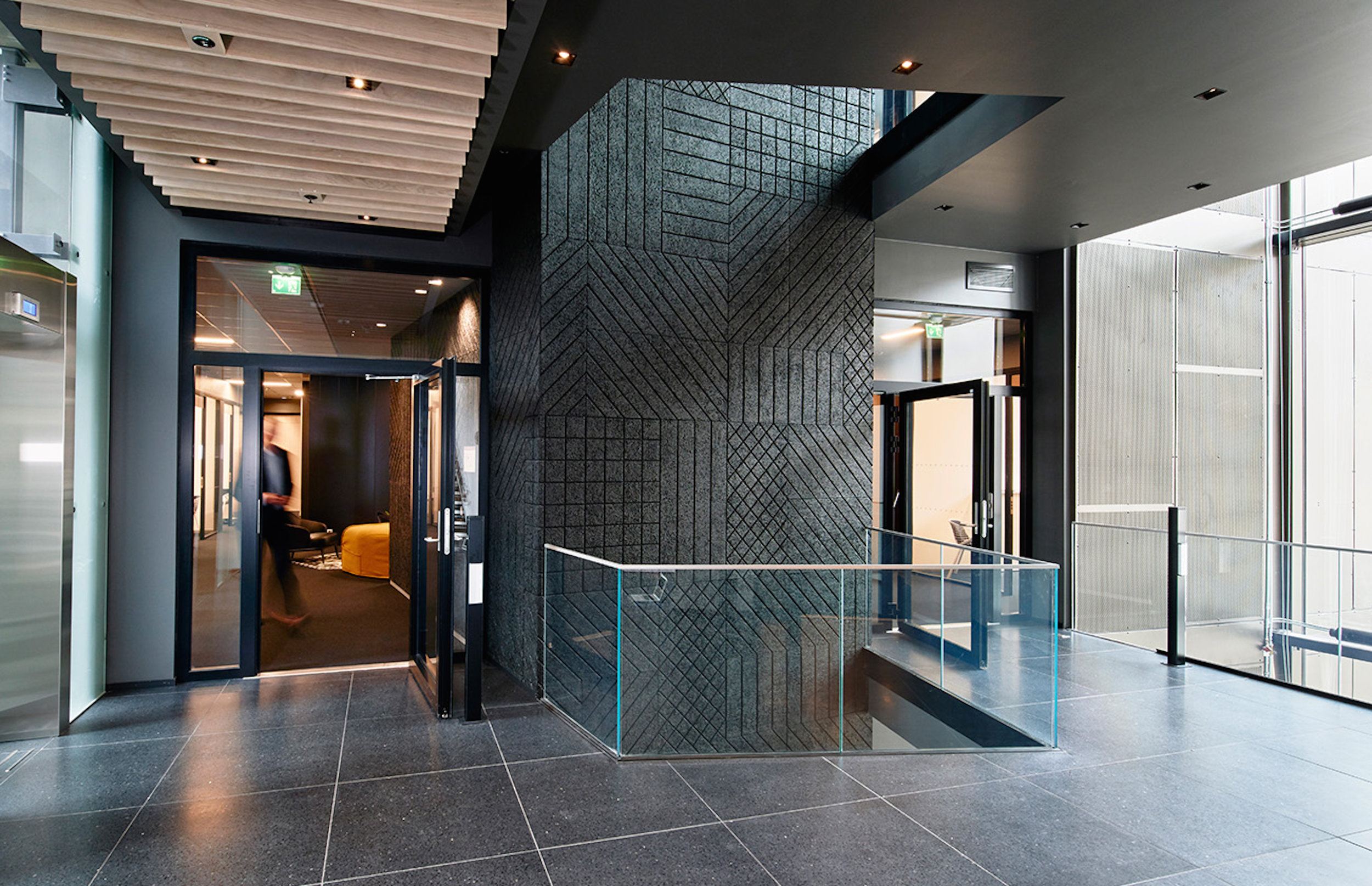 BAUX   ACOUSTICAL WALL PANELS    GET INSPIRED.