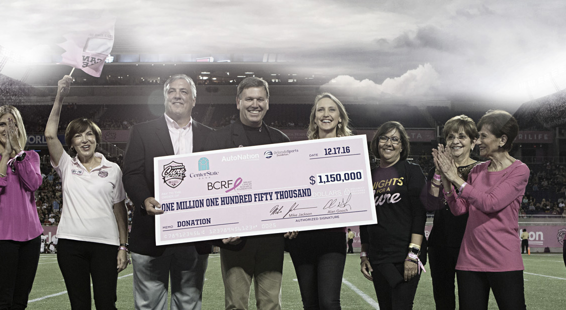 Curebowl Donation