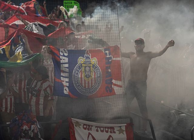 Chivas fans bring  passion and energy to every match.