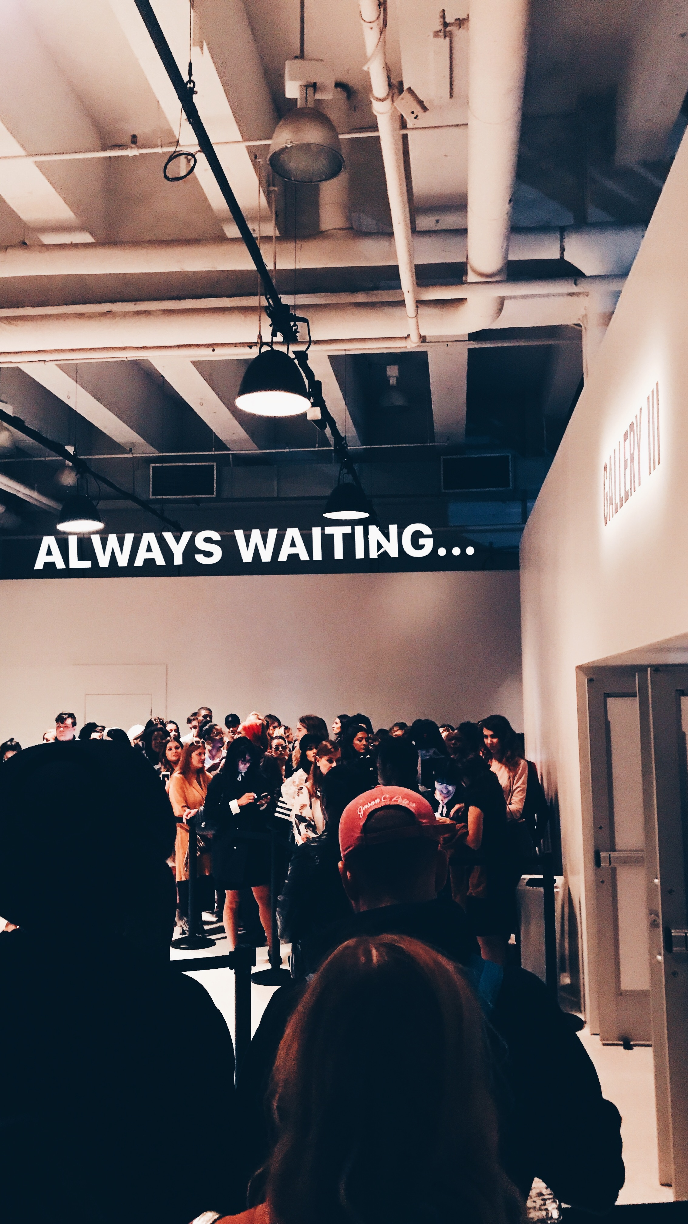 WHAT IT'S REALLY LIKE AT New York Fashion Week