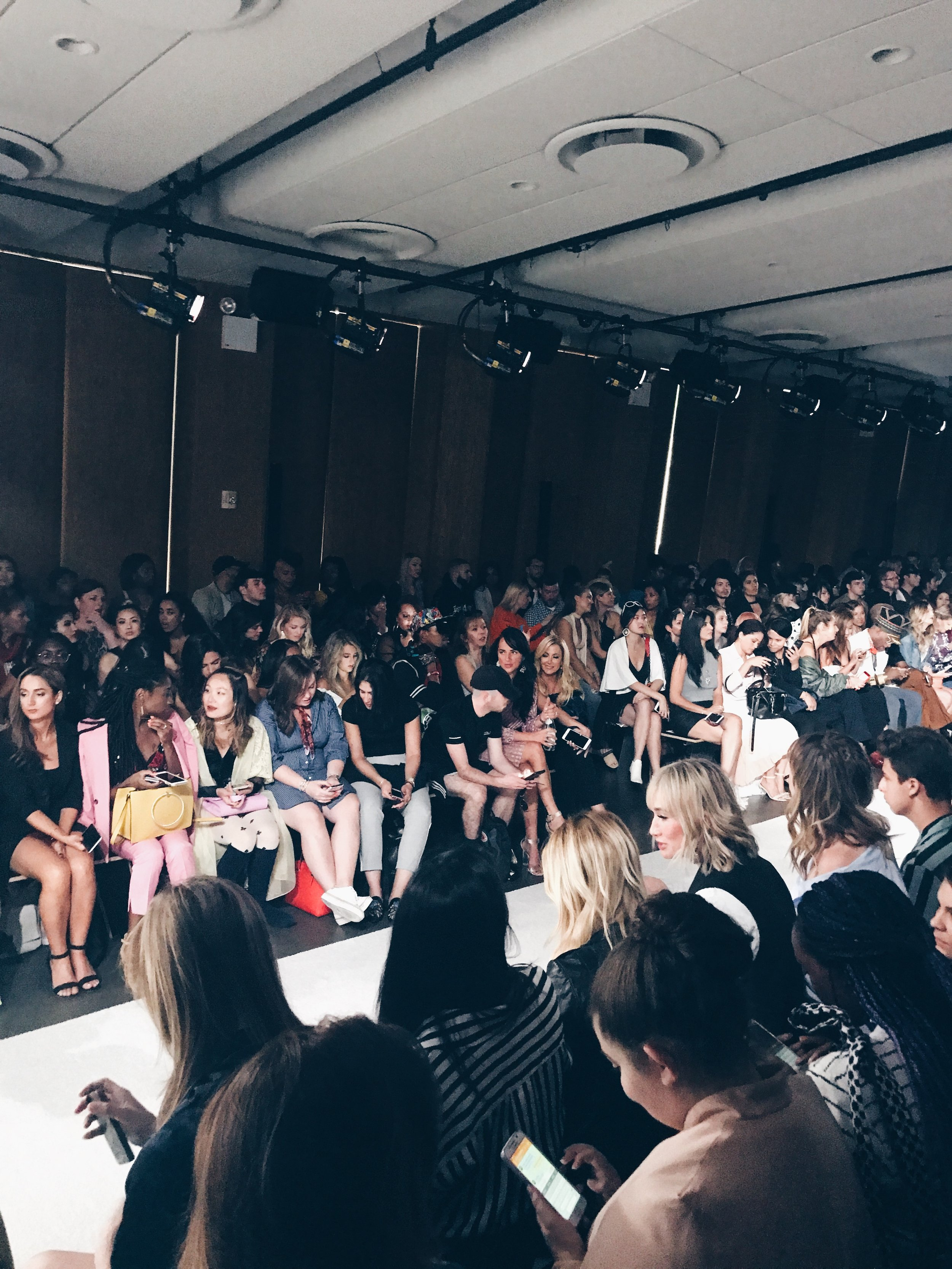 WHAT IT'S REALLY LIKE AT NYFW
