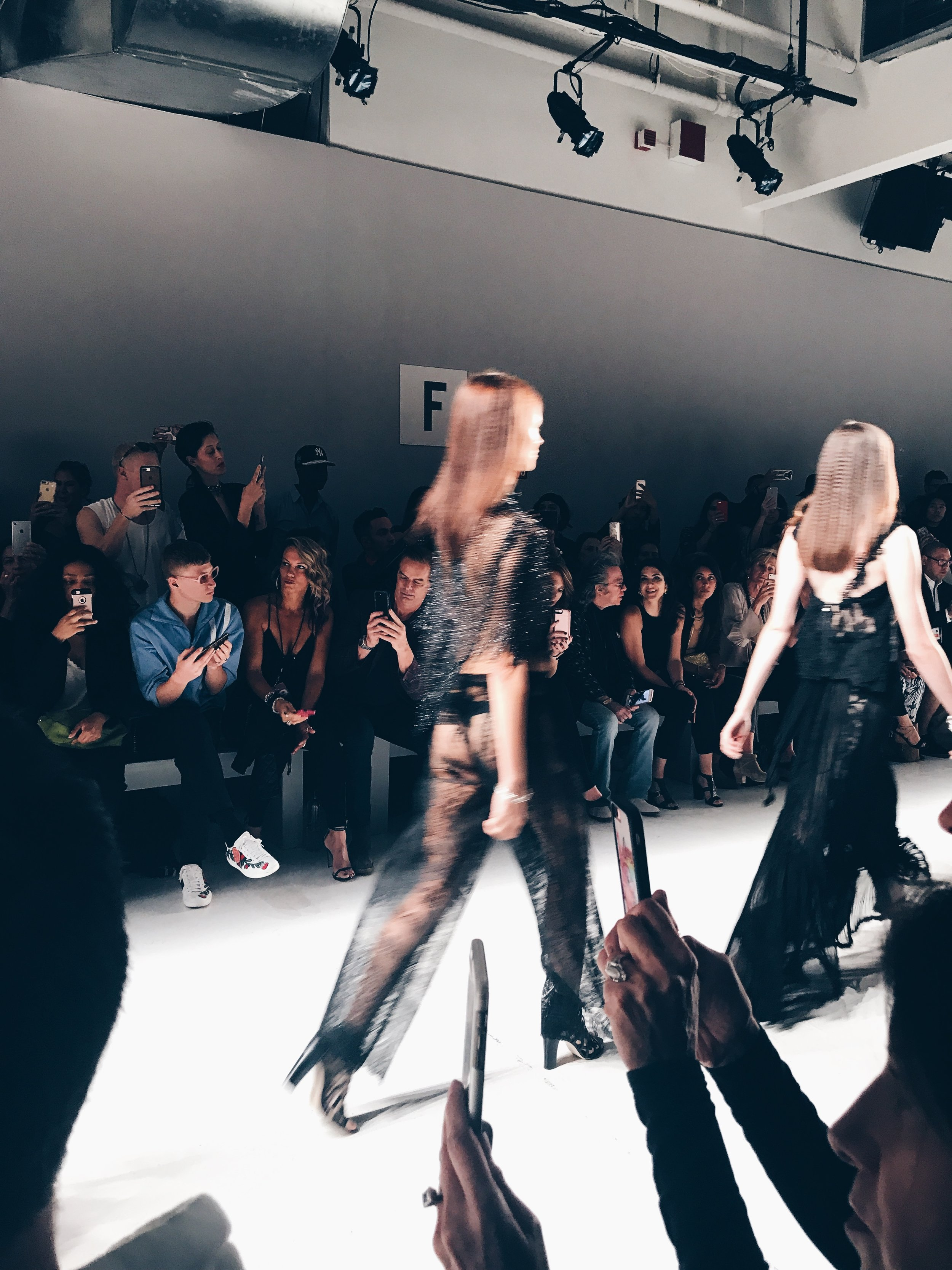 IMG_1872.WHAT IT'S REALLY LIKE AT New York Fashion Week