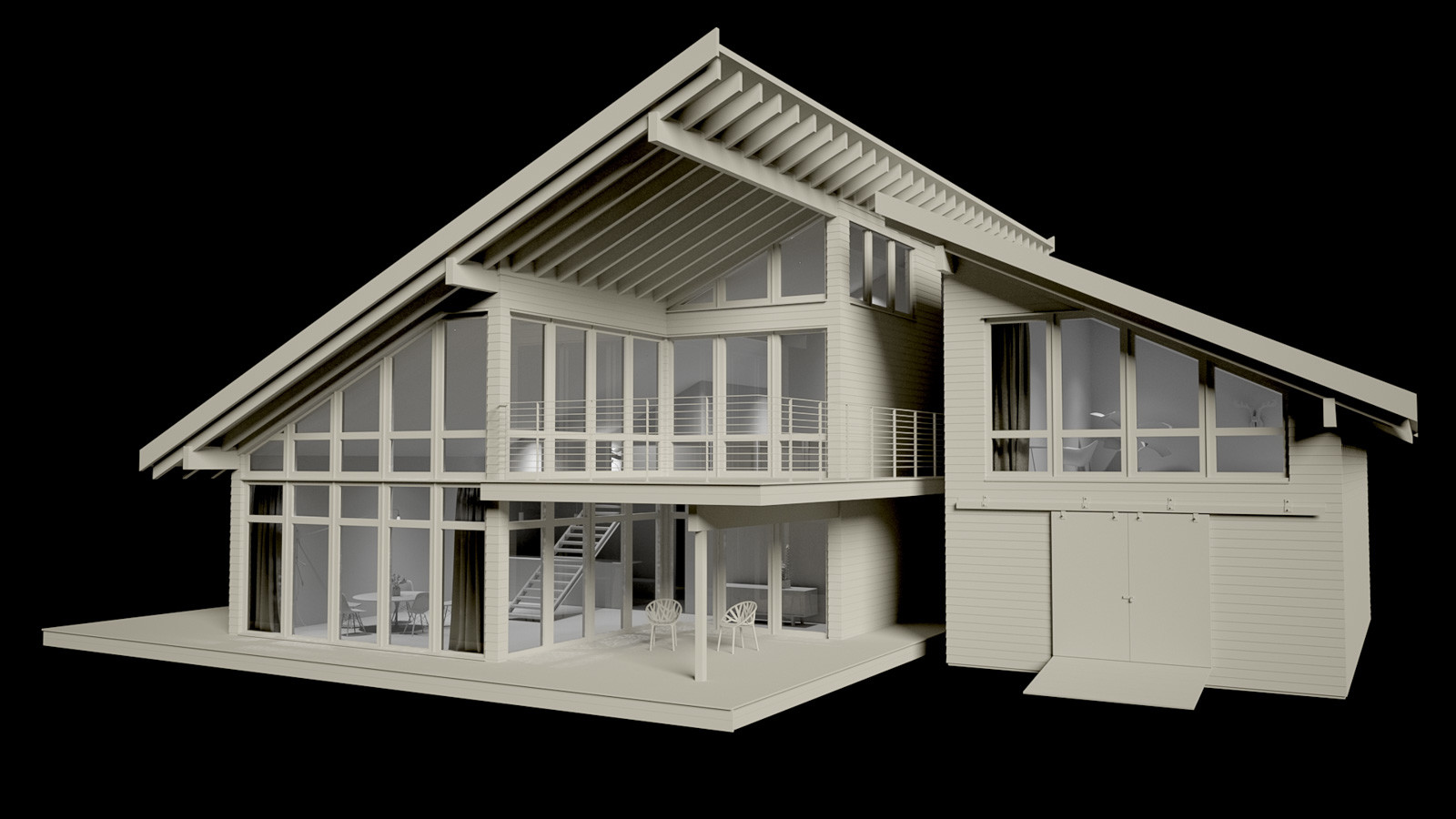 Architectural visualisation - Step 01