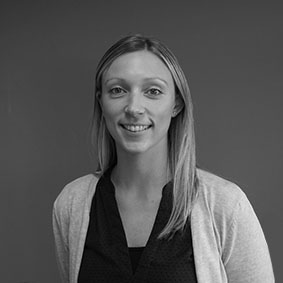 Victoria Stinchcombe    Marketing Coordinator   Vicky joined Terrafirma in 2019 as the Marketing Coordinator overseeing Design and Marketing.  A graduate from the University of Portsmouth with four years industry knowledge and experience within Graphic and Digital Design; Vicky is responsible for the creation and distribution of print, digital and email marketing material.  A former Secondary School Teacher and graduate from the University of Gloucestershire, Vicky previously taught Design and Technology to GCSE level.