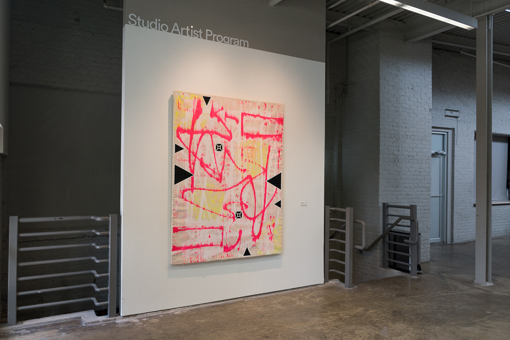 Killskreen 1.204, (Installation shot at the Atlanta Contemporary, 2019)