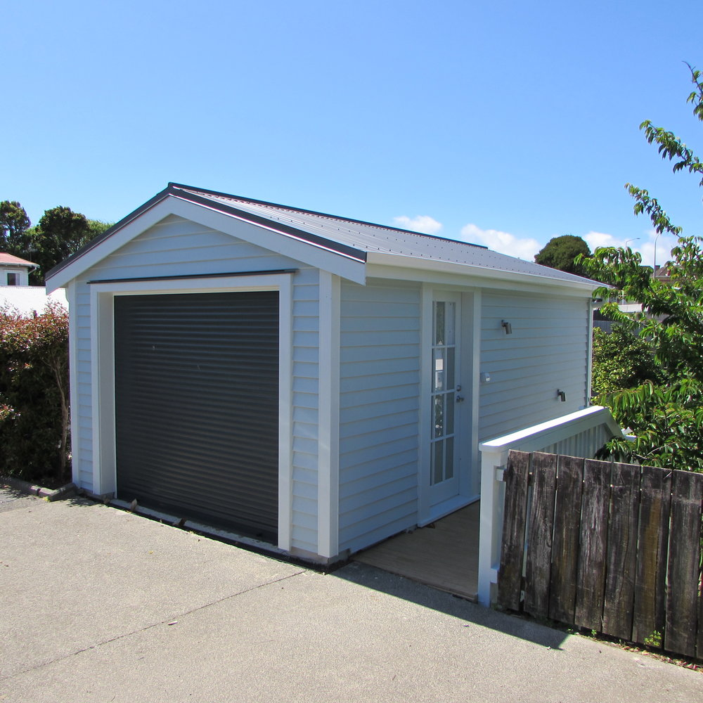 Westmere Street Frontage