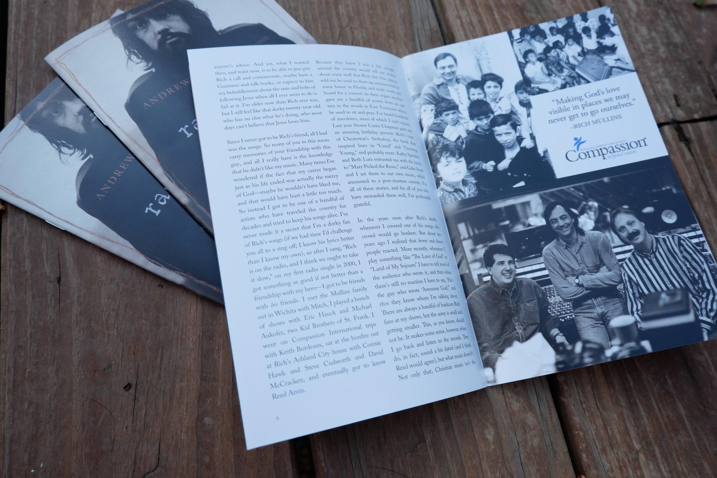 (book design by Brannon McAllister)