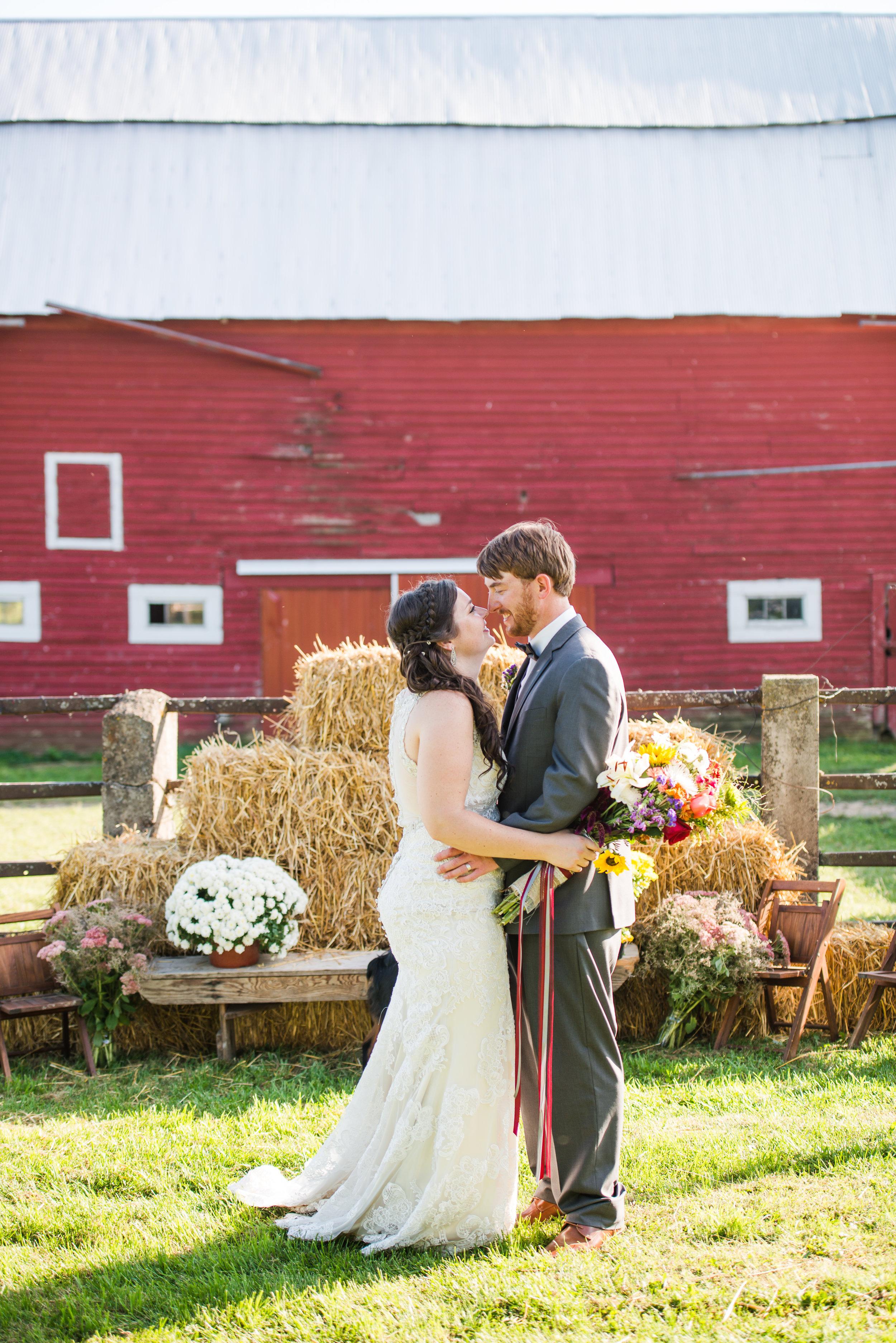 Ruxin John Photography- Barn Weddings Wisconsin