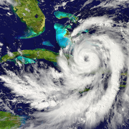 What happens when your wedding takes place during hurricane season? Here are a few things to keep in mind.