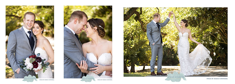 Hammock Dunes Club Wedding - Bride and Groom